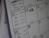 Chores are rotated among the four adopted Ochs daughters on a calendar in their Chicago Illinois home May 7 2013 Agranoff and her husband Todd Ochs...