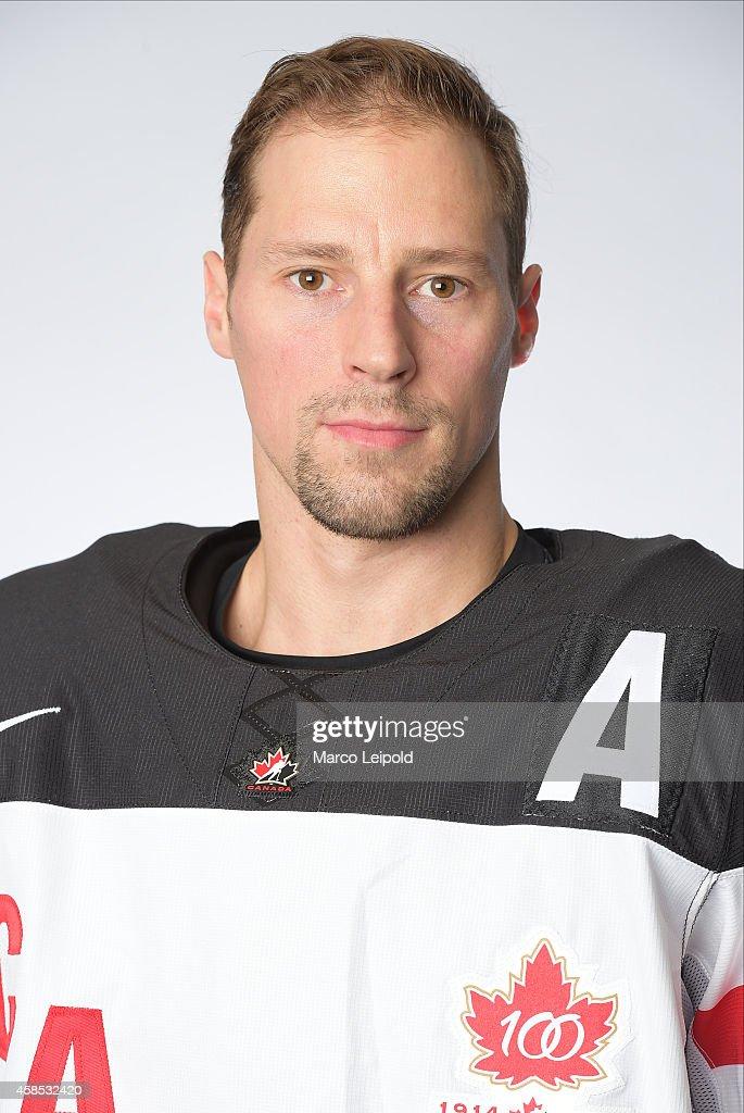 Team Presentation - Canada - Icehockey Deutschland Cup 2014