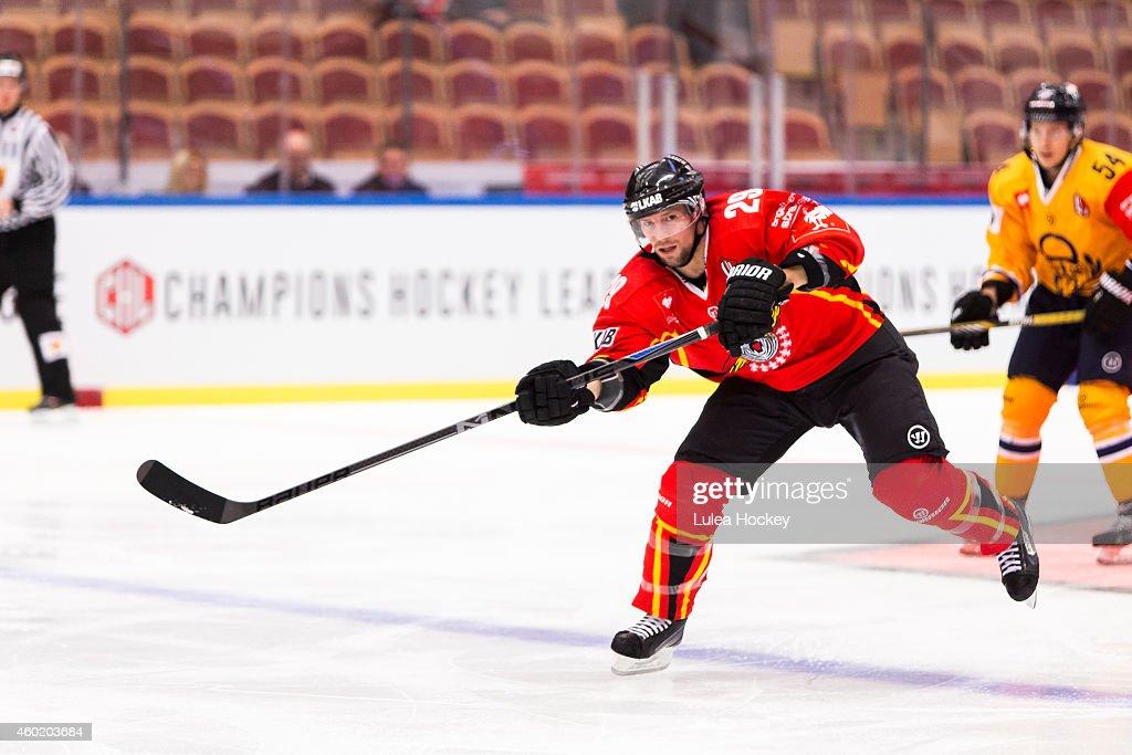 Lulea Hockey v Lukko Rauma - Champions Hockey League Quarter Final