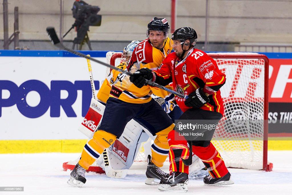 Lulea Hockey v Lukko Rauma - Champions Hockey League