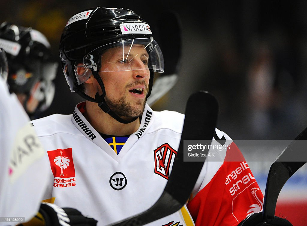 Skelleftea AIK v Lulea Hockey - Champions Hockey League Semi Final