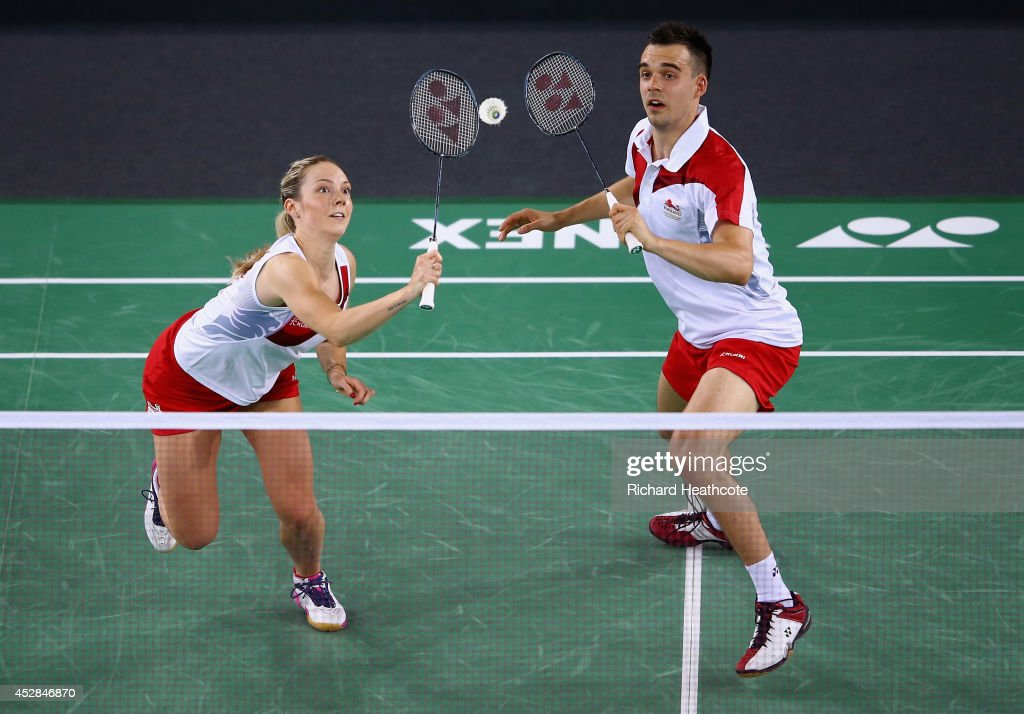 badminton mixed