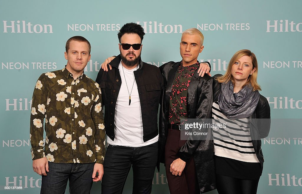 Hilton@PLAY DC Concert with Neon Trees At Washington ...