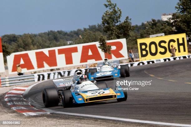 Chris Amon JeanPierre Beltoise Matra MS120B Grand Prix of France Circuit Paul Ricard 04 July 1971