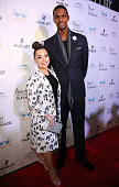 Chris and Adrienne Bosh attend 'Dwyane Wade and Gabrielle Union host A Night on the RunWade' presented by Carnival Foundation and Carnival at Ice...