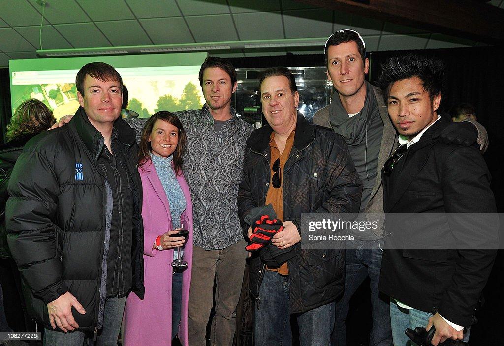 """Canon"" Reception - 2011 Sundance Film Festival"