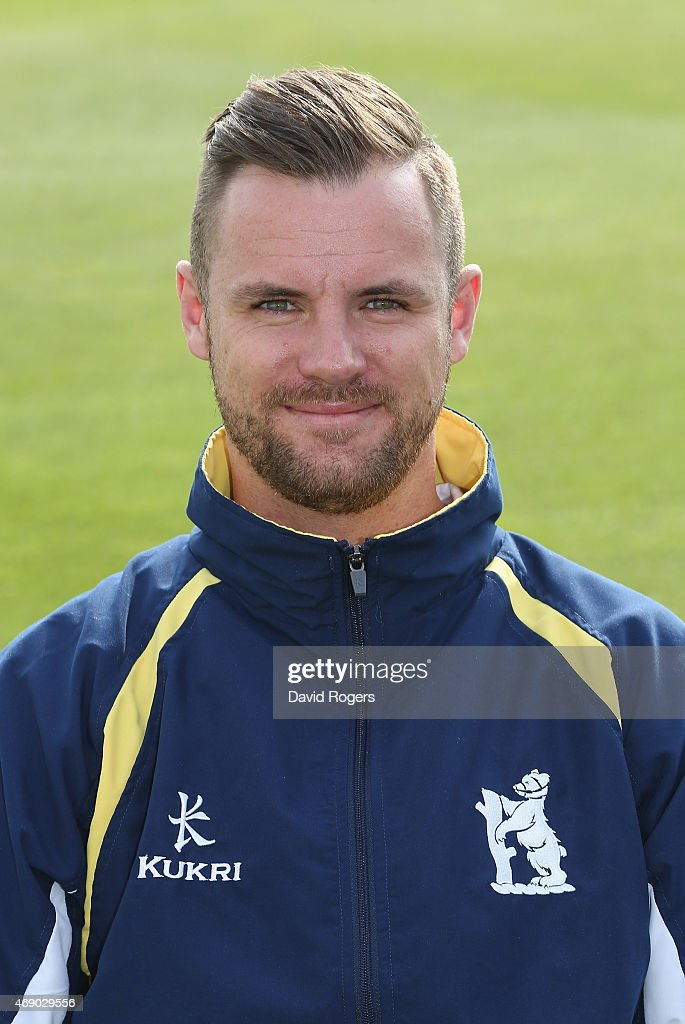 <a gi-track='captionPersonalityLinkClicked' href=/galleries/search?phrase=Chris+Armstrong&family=editorial&specificpeople=661189 ng-click='$event.stopPropagation()'>Chris Armstrong</a>, strength and conditioning coach of Warwickshire County Cricket Club poses for a portrait at the photocall held at Edgbaston on April 9, 2015 in Birmingham, England.