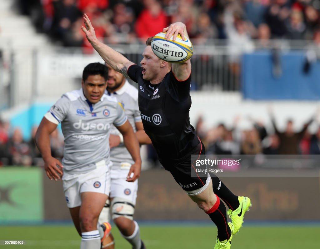 Saracens v Bath Rugby - Aviva Premiership