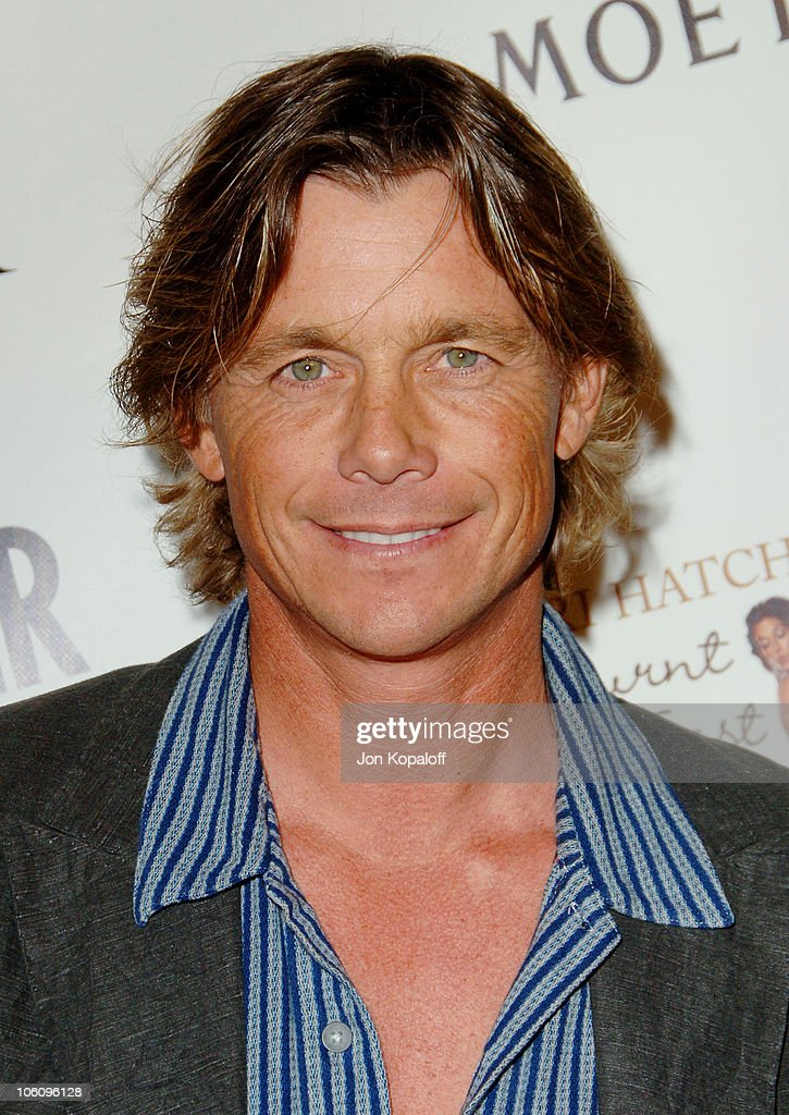 Chris Atkins during Teri Hatcher Party for Her Book 'Burnt Toast' Arrivals at AQUA Restaurant in Beverly Hills California United States