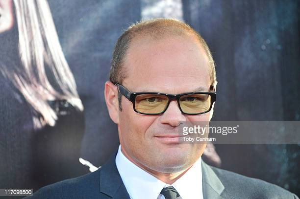 Chris Bauer arrives for the premiere of HBO's 'True Blood' held at the Arclight Cinerama Dome on June 21 2011 in Los Angeles California