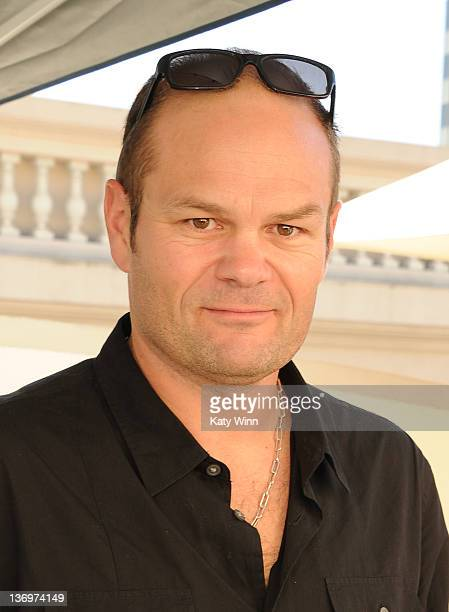Chris Bauer attends the 2012 DPA Golden Globe Awards Gift Suite on January 13 2012 in Beverly Hills California