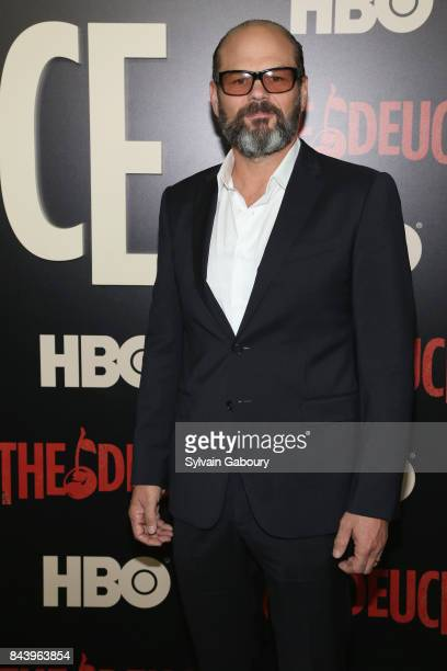 Chris Bauer attends 'The Deuce' New York Premiere Arrivals at SVA Theater on September 7 2017 in New York City
