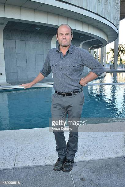 Chris Bauer attends the opening of 'Bent' at Mark Taper Forum on July 26 2015 in Los Angeles California