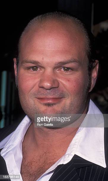 Chris Bauer attends the premiere of '61*' on April 23 2001 at the Cheslea West Cinema in New York City