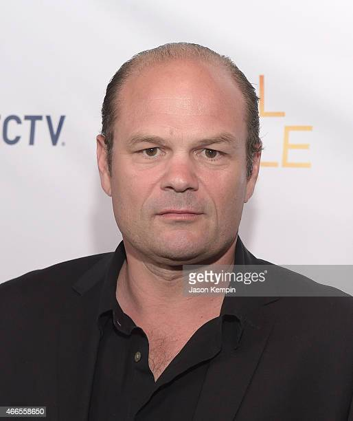 Chris Bauer attends the premiere of DIRECTV Audience Network's 'Full Circle' at The London Hotel on March 16 2015 in West Hollywood California