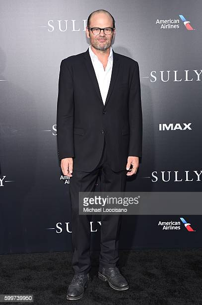 Chris Bauer attends the 'Sully' New York Premiere at Alice Tully Hall on September 6 2016 in New York City