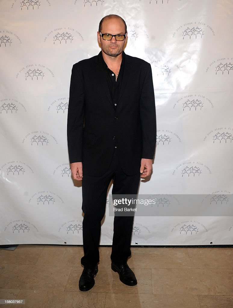 Chris Baur attends the New York Stage and Film Annual Winter Gala at The Plaza Hotel on December 9, 2012 in New York City.