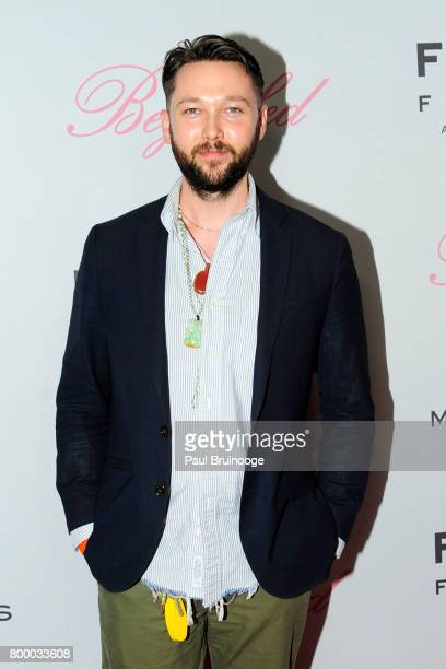 Chris Benz attend 'The Beguiled' New York Premiere Arrivals at Metrograph on June 22 2017 in New York City