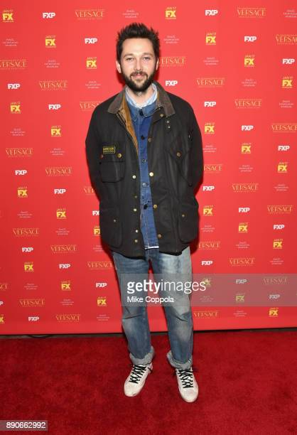 Chris Benz attends 'The Assassination Of Gianni Versace American Crime Story' New York Screening at Metrograph on December 11 2017 in New York City