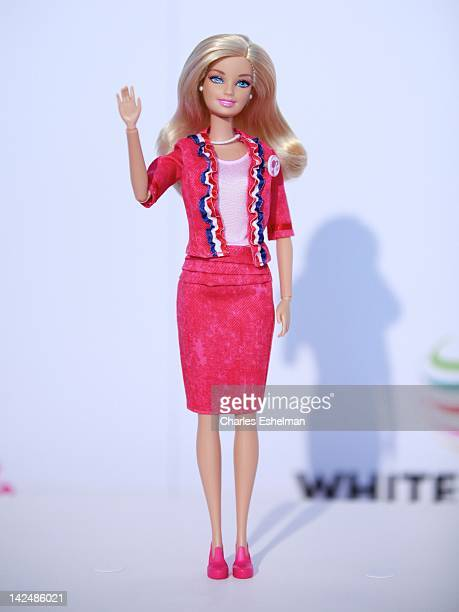 Chris Benz designed Barbie attends the 10th Annual EPIC awards at the IAC Headquarters on April 5 2012 in New York City