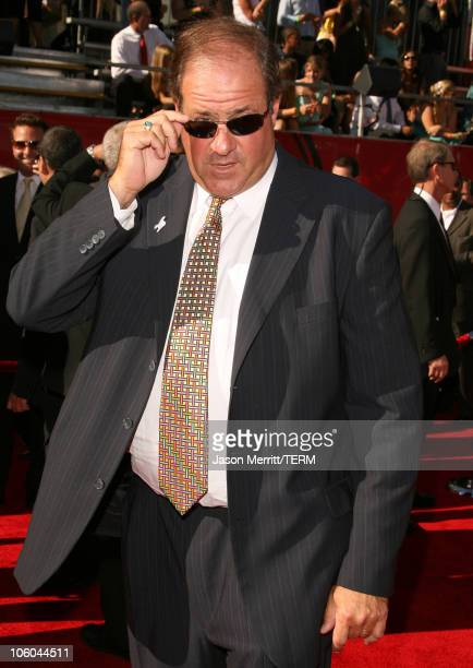 Chris Berman during 2006 ESPY Awards Arrivals at Kodak Theatre in Hollywood CA United States