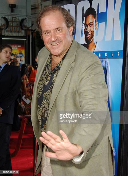 Chris Berman during 'The Longest Yard' Los Angeles Premiere Arrivals at Grauman's Chinese Theater in Hollywood California United States