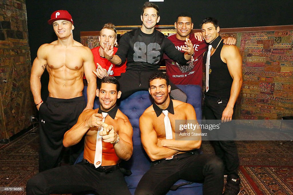 Jeff Timmons Bring Sexy Back To New York City With Men Of The Strip Inside The Gramercy Theater