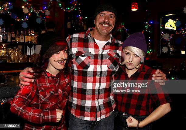 Chris Brewer hosts the Movember Gala at Sutra on December 3 2011 in Denver California