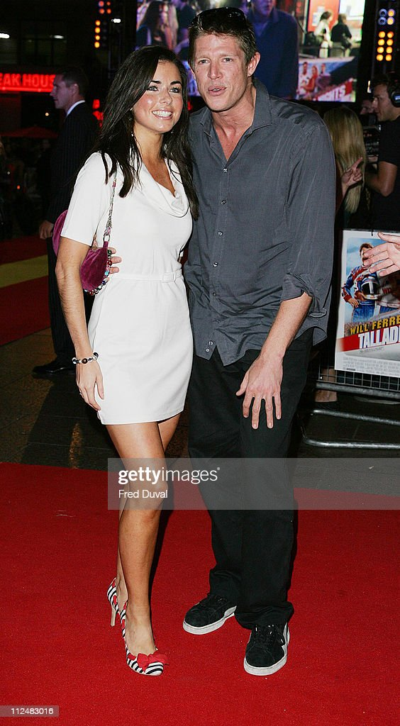"""Talladega Nights: The Ballad of Ricky Bobby""  - London Premiere"