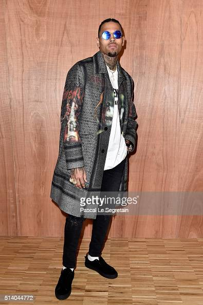 Chris Brown Style Stock Photos And Pictures Getty Images
