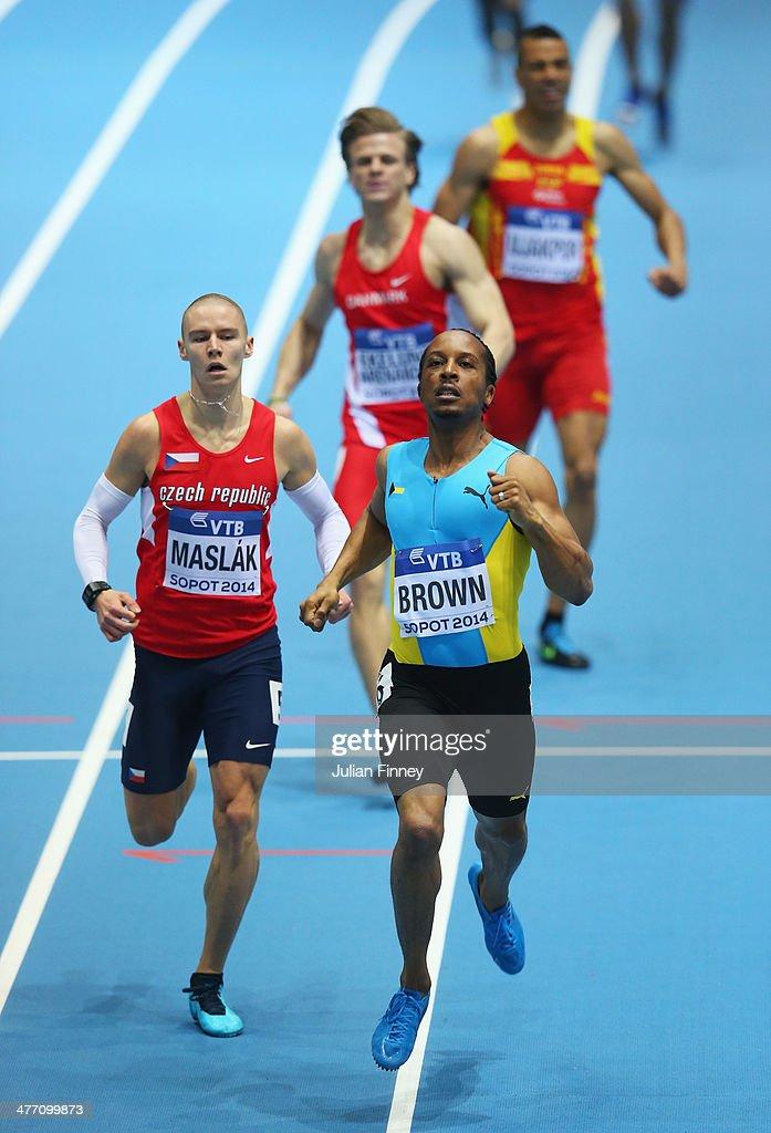 IAAF World Indoor Championships - Day One