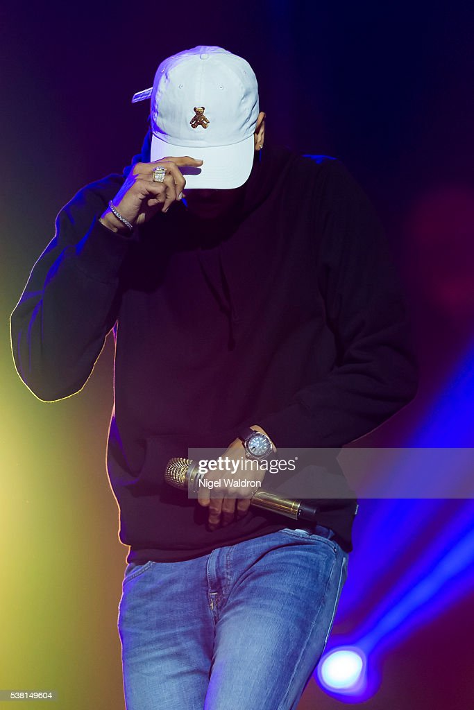 Chris Brown Performs in Concert in Oslo | Getty Images