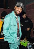 "Chris Brown Album Listening Event For ""Indigo"""