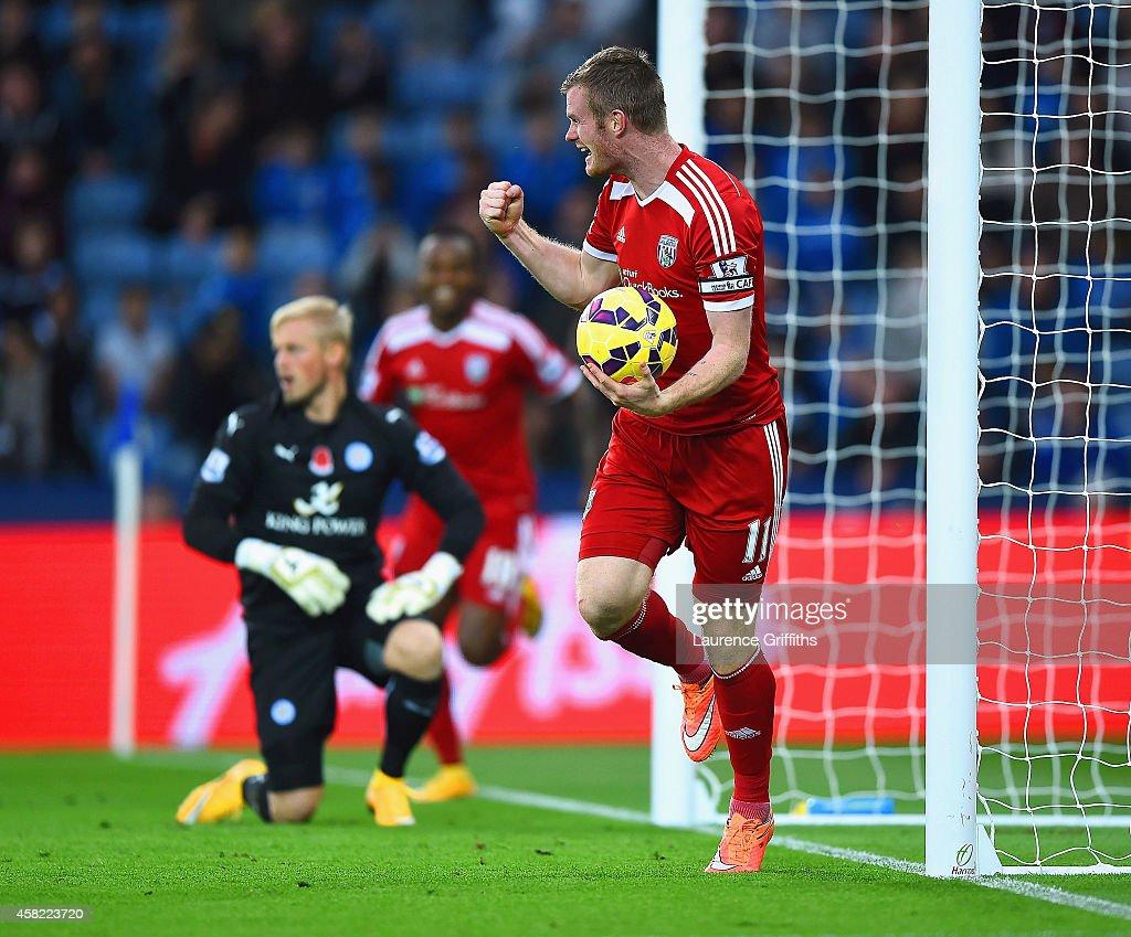 Leicester City v West Bromwich Albion - Premier League