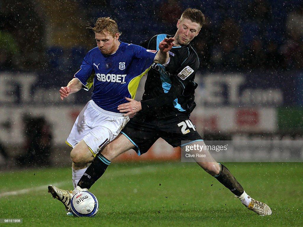Cardiff City v Leicester City