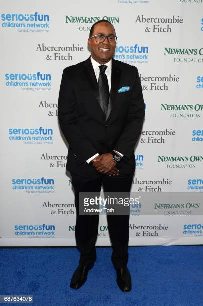 Chris Butler attends the 2017 SeriousFun Children's Network Gala at Pier Sixty at Chelsea Piers on May 23 2017 in New York City