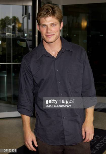Chris Carmack during Television Critics Association FOX Arrivals Day One at Renissance Hotel in Hollywood California United States