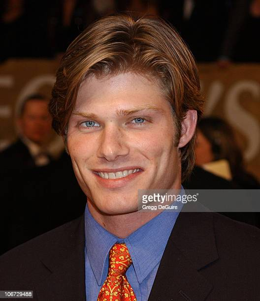 Chris Carmack during The 30th Annual People's Choice Awards Arrivals at Pasadena Civic Auditorium in Pasadena California United States