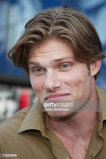 Chris Carmack during 'The Last Ride' World Premiere Presented by USA Network and Pontiac at Pacific Design Center in Hollywood California United...