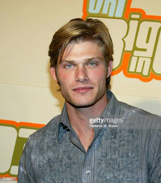 Chris Carmack of 'The OC' attends the VH1's Big In 2003 Awards held on November 20 2003 at Universal City in Los Angeles California VH1's Big in 2003...