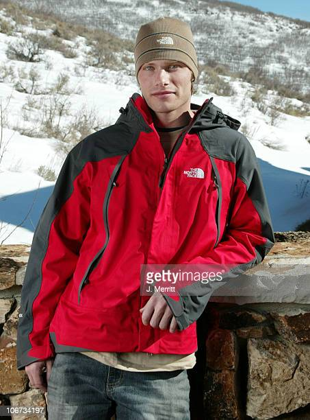 Chris Carmack of the OC with The North Face *Exclusive*