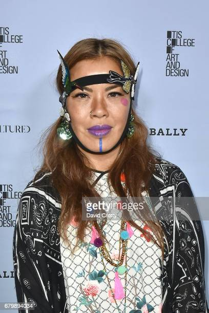 Chris Chang attends the 35th Annual Otis College Scholarship Benefit and Fashion Show at The Beverly Hilton Hotel on May 6 2017 in Beverly Hills...