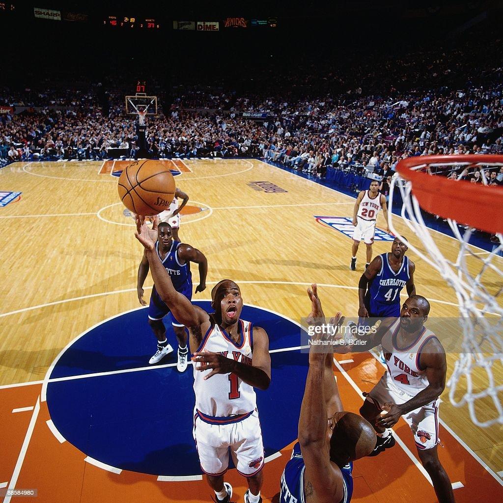 1997 Eastern Conference Quarterfinals Game 2 Charlotte Hornets