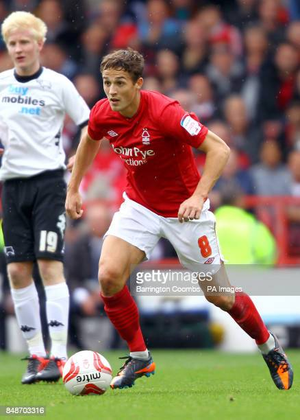 Chris Cohen Nottingham Forest