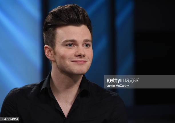 Chris Colfer attends the Build Series Presents Chris Colfer Discussing 'Stranger Than Fanfiction' at Build Studio on March 2 2017 in New York City
