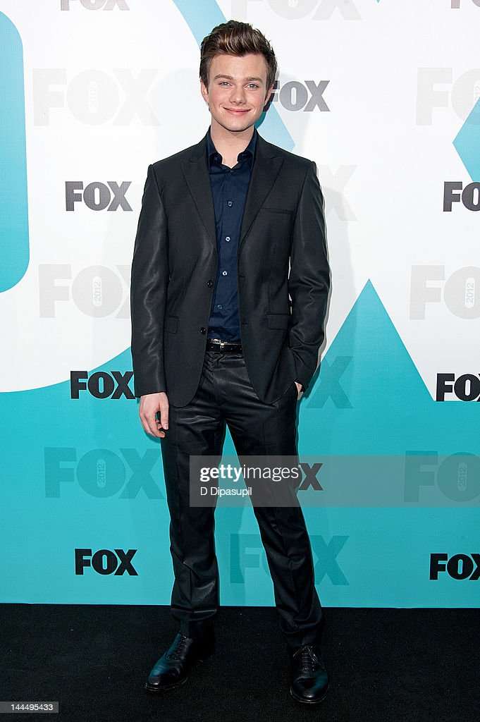 <a gi-track='captionPersonalityLinkClicked' href=/galleries/search?phrase=Chris+Colfer&family=editorial&specificpeople=5662110 ng-click='$event.stopPropagation()'>Chris Colfer</a> attends the Fox 2012 Programming Presentation Post-Show Party at Wollman Rink - Central Park on May 14, 2012 in New York City.