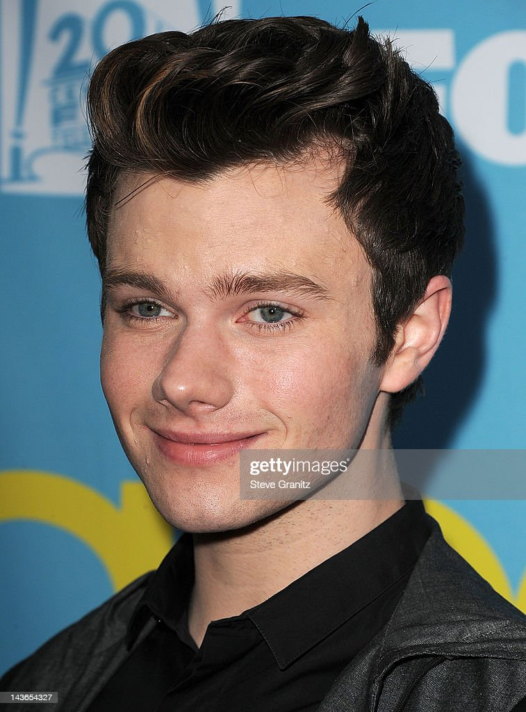 <a gi-track='captionPersonalityLinkClicked' href=/galleries/search?phrase=Chris+Colfer&family=editorial&specificpeople=5662110 ng-click='$event.stopPropagation()'>Chris Colfer</a> attends TV Academy's special screening of 'GLEE' at Leonard H. Goldenson Theatre on May 1, 2012 in North Hollywood, California.