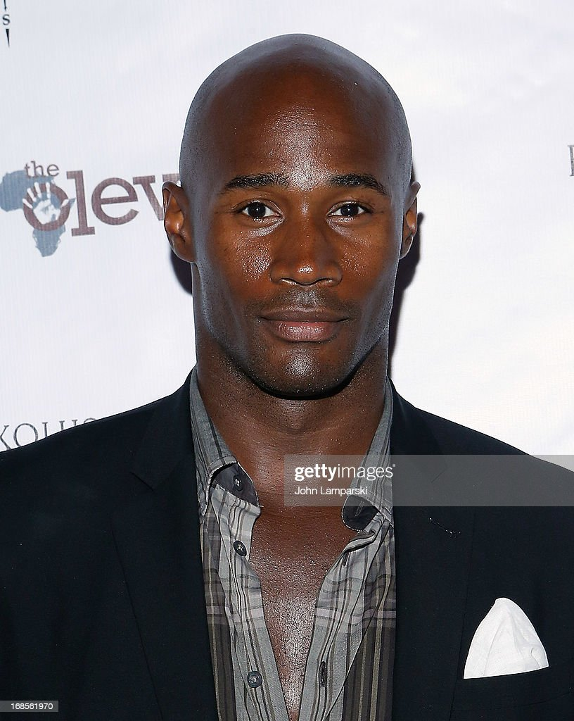 <a gi-track='captionPersonalityLinkClicked' href=/galleries/search?phrase=Chris+Collins+-+Model&family=editorial&specificpeople=15052685 ng-click='$event.stopPropagation()'>Chris Collins</a> attends The Second Annual Olevolos Project Fundraiser at The General on May 11, 2013 in New York City.