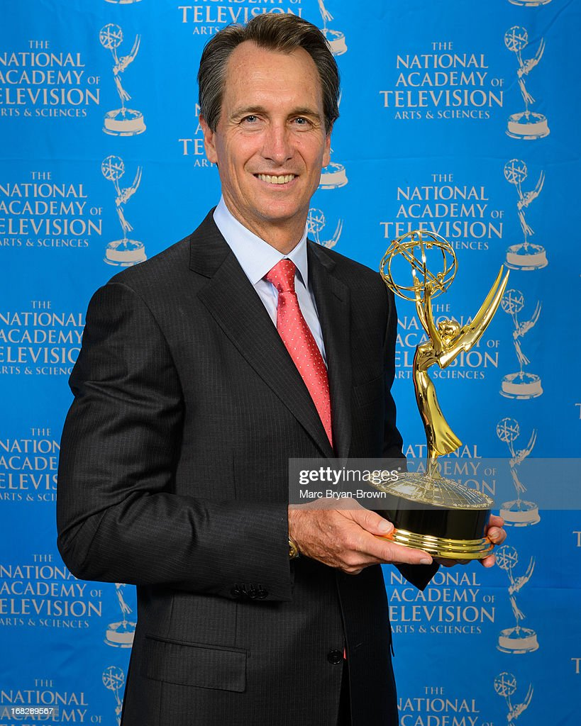 Chris Collinsworth attends the 34th Annual Sports Emmy Awards at Frederick P. Rose Hall, Jazz at Lincoln Center on May 7, 2013 in New York City.