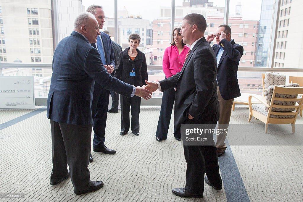 Boston Children's Hospital Celebrates New England Acura Dealers Partnership